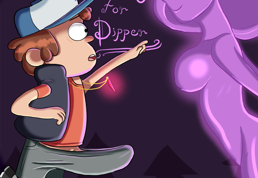 Pining For Dipper