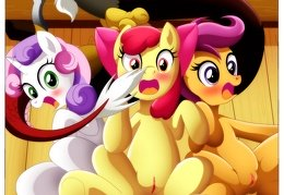 Cutie Mark Crusaders XXX
